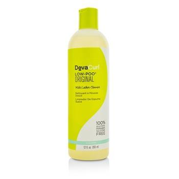 Image of Devacurl Low-poo Original Mild Lather Cleanser For Curly Hair 355ml/12oz Hair Care