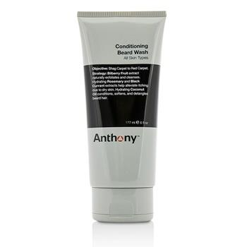 Anthony Conditioning Beard Wash - For All Skin Types 177ml/6oz Men's Skincare