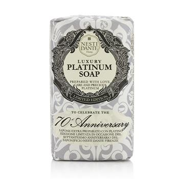 Nesti Dante 7070 Anniversary Luxury Platinum Soap With Precious Platinum (Limited Edition) 250g/8.8oz Skincare