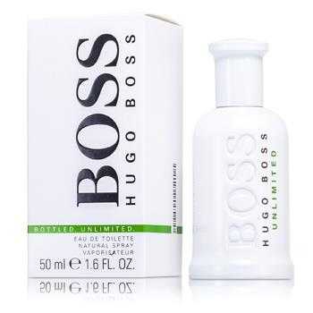 Hugo Boss Boss Bottled Unlimited Eau De Toilette Spray 50ml/1.6oz Men's Fragrance