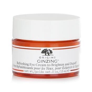 Origins GinZing Refreshing Eye Cream To Brighten and Depuff 15ml/0.5oz Skincare