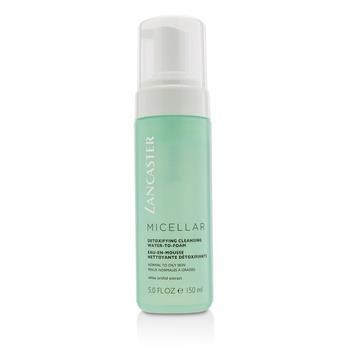 Lancaster Micellar Detoxifying Cleansing Water-To-Foam - Normal to Oily Skin, Including Sensitive Skin 150ml/5oz Skincare