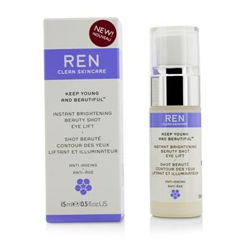 Ren Keep Young And Beautiful Instant Brightening Beauty Shot Eye Lift 15ml/0.5oz Skincare