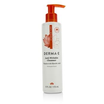 Derma E Anti-Wrinkle Cleanser 175ml/6oz Skincare
