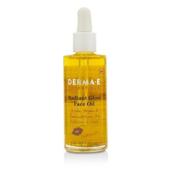 Derma E Essentials Radiant Glow Face Oil by SunKissAlba 60ml/2oz Skincare