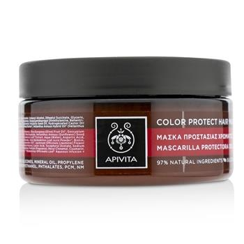 Apivita Color Protect Hair Mask with Sunflower & Honey (For Colored Hair) 200ml/6.75oz Hair Care