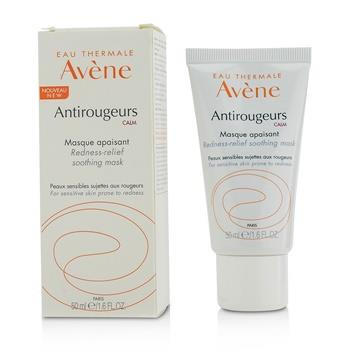 Avene Antirougeurs Calm Redness-Relief Soothing Mask - For Sensitive Skin Prone to Redness 50ml/1.6o