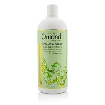 Ouidad Botanical Boost Curl Energizing & Refreshing Spray (Curl Essentials) 1000ml/33.8oz Hair Care