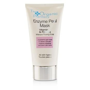 The Organic Pharmacy Enzyme Peel Mask with Vitamin C & Papaya (Limited Edition) 60ml/2.03oz Skincare