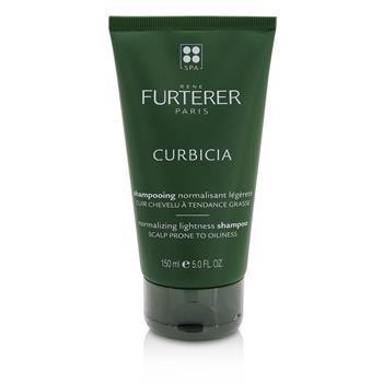 Rene Furterer Curbicia Purifying Ritual Normalizing Lightness Shampoo (Scalp Prone To Oiliness) 150ml/5oz Hair Care