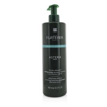 Rene Furterer Astera Fresh Soothing Ritual Soothing Freshness Shampoo - Irritated Scalp (Salon Product) 600ml/20.2oz Hair Care