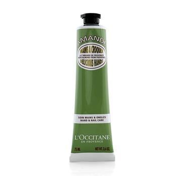 L'Occitane Almond Delicious Hands 75ml/2.5oz Skincare