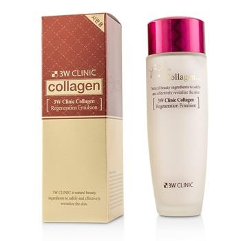 3W Clinic Collagen Regeneration Emulsion 150ml/5oz Skincare
