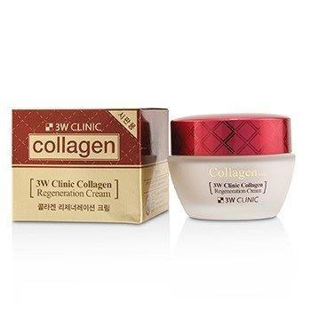 3W Clinic Collagen Regeneration Cream 60ml/2oz Skincare