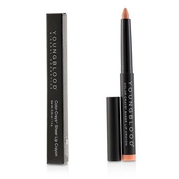 Youngblood Color Crays Matte Lip Crayon - # Laguna Glow 1.4g/0.05oz Make Up