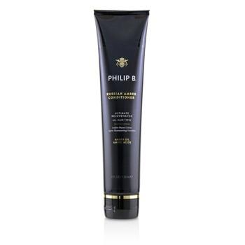 Philip B Russian Amber Conditioner (Ultimate Rejuvenator - All Hair Types) 178ml/6oz Hair Care