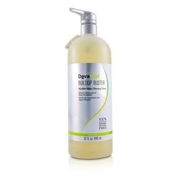 DevaCurl Buildup Buster (Micellar Water Cleansing Serum - For All Curl Types) 946ml/32oz Hair Care
