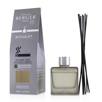 Lampe Berger Functional Cube Scented Bouquet - Neturalize Tobacco Smells N°2 (Fresh and Aromatic) 125ml/4.2oz Home Scent