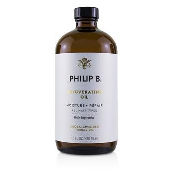 Philip B Rejuvenating Oil (Moisture + Repair - All Hair Types) 480ml/16oz Hair Care