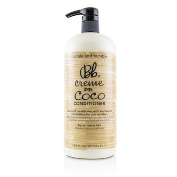 Bumble and Bumble Bb. Creme De Coco Conditioner (Dry or Coarse Hair) 1000ml/33.8oz Hair Care
