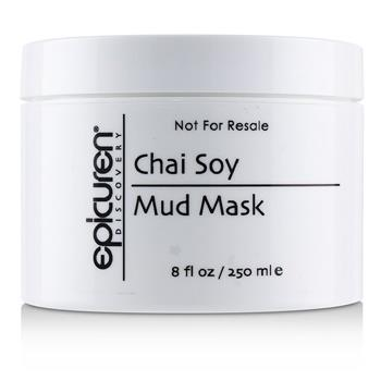 Epicuren Chai Soy Mud Mask - For Oily Skin Types (Salon Size) 250ml/8oz Skincare