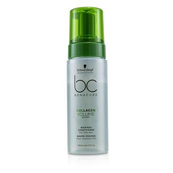 Schwarzkopf BC Bonacure Collagen Volume Boost Whipped Conditioner (For Fine Hair) 150ml/5oz Hair Care