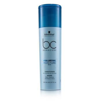 Schwarzkopf BC Bonacure Hyaluronic Moisture Kick Conditioner (For Normal to Dry Hair) 200ml/6.7oz Hair Care