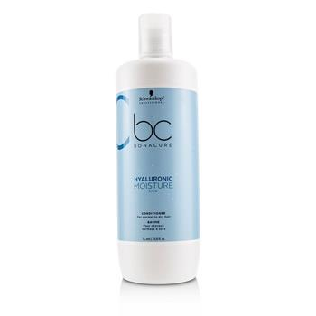 Schwarzkopf BC Bonacure Hyaluronic Moisture Kick Conditioner (For Normal to Dry Hair) 1000ml/33.8oz Hair Care