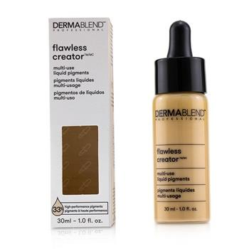Dermablend Flawless Creator Multi Use Liquid Pigments Foundation - # 37W 30ml/1oz Make Up
