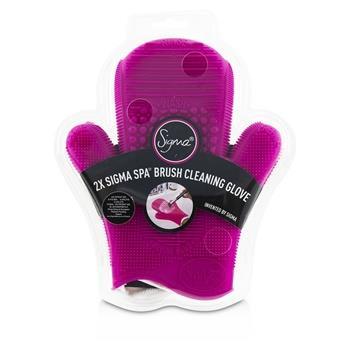 Sigma Beauty 2X Sigma Spa Brush Cleaning Glove - # Pink - Make Up