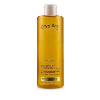 Decleor Aroma Cleanse Bi-Phase Caring Cleanser & Makeup Remover (Salon Size) 400ml/13.5oz Skincare