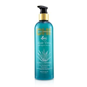 CHI Aloe Vera with Agave Nectar Curls Defined Curl Enhancing Shampoo 340ml/11.5oz Hair Care