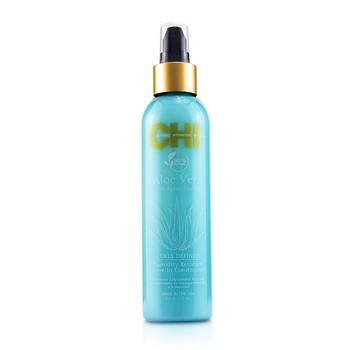 CHI Aloe Vera with Agave Nectar Curls Defined Humidity Resistant Leave-In Conditioner 177ml/6oz Hair