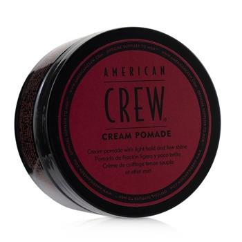 American Crew Men Cream Pomade (Light Hold and Low Shine) 85g/3oz Hair Care