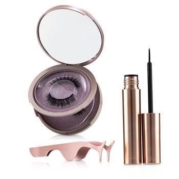 SHIBELLA Cosmetics Magnetic Eyeliner & Eyelash Kit - # Charm 3pcs Make Up