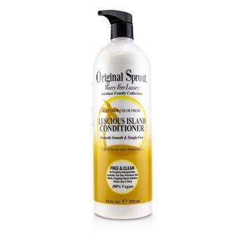 Original Sprout Tahitian Family Collection Luscious Island Conditioner (Instantly Smooth & Tangle Free) 975ml/33oz Hair Care