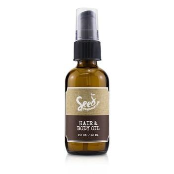 Seed Phytonutrients Hair & Body Oil (For Especially Dry Hair and Skin) 60ml/2oz Hair Care
