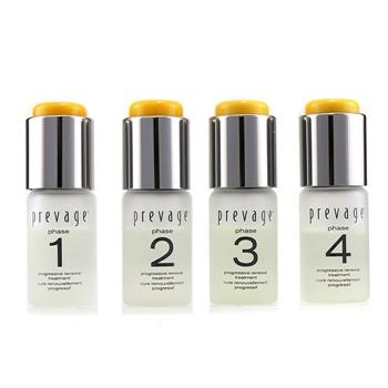 Prevage by Elizabeth Arden Progressive Renewal Treatment 4x10ml/0.33oz Skincare