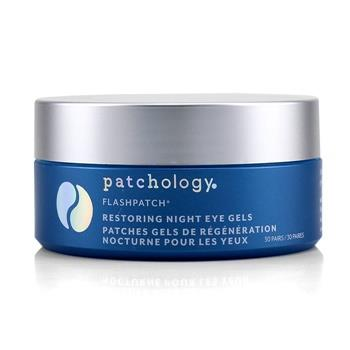 Patchology FlashPatch Eye Gels - Restoring Night 30pairs Skincare