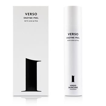 VERSO Enzyme Peel 50ml/1.69oz Skincare