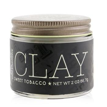18.21 Man Made Clay - # Sweet Tobacco (Matte Finish / Medium Hold) 56.7g/2oz Hair Care