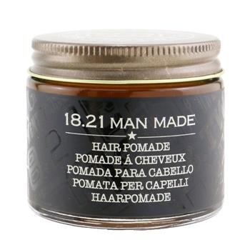 18.21 Man Made Pomade - # Sweet Tobacco (Shiny Finish / Medium Hold) 56.7g/2oz Hair Care