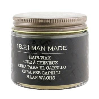 18.21 Man Made Wax - # Sweet Tobacco (Satin Finish / High Hold) 56g/2oz Hair Care