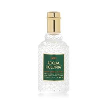 4711 Acqua Colonia Blood Orange & Basil Eau De Cologne Spray 50ml/1.7oz Men's Fragrance