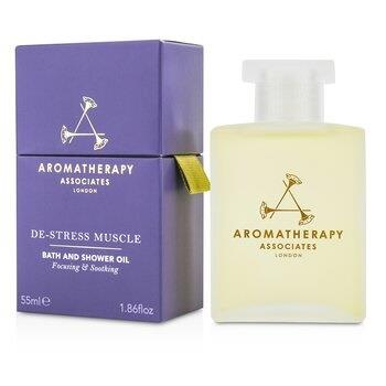 Aromatherapy Associates De-Stress - Muscle Bath & Shower Oil 55ml/1.86oz Skincare