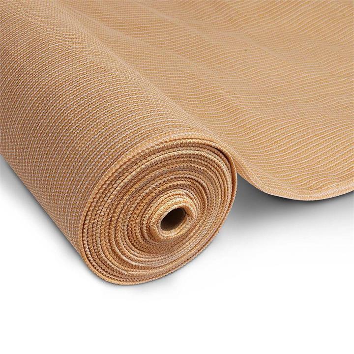 3.66 x 20m Shade Sail Cloth - Beige [SH-CL-366X200-195-BE]
