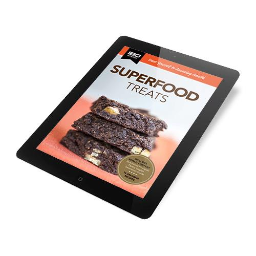 Image of Superfood Treats - Recipe eBook
