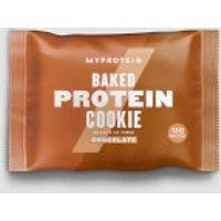Image of Baked Protein Cookie (Sample) - Chocolate