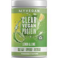 Image of Clear Vegan Protein - 320g - Lemon & Lime