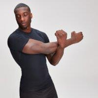Image of MP Men's Base Layer Short Sleeve T-Shirt - Black